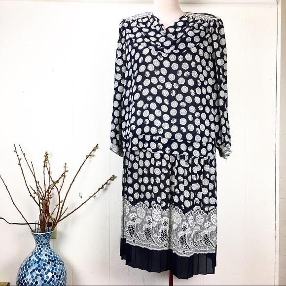 Vintage Dresses & Skirts - Vintage Plus Size Jo Hanna York 2-Piece Skirt Set